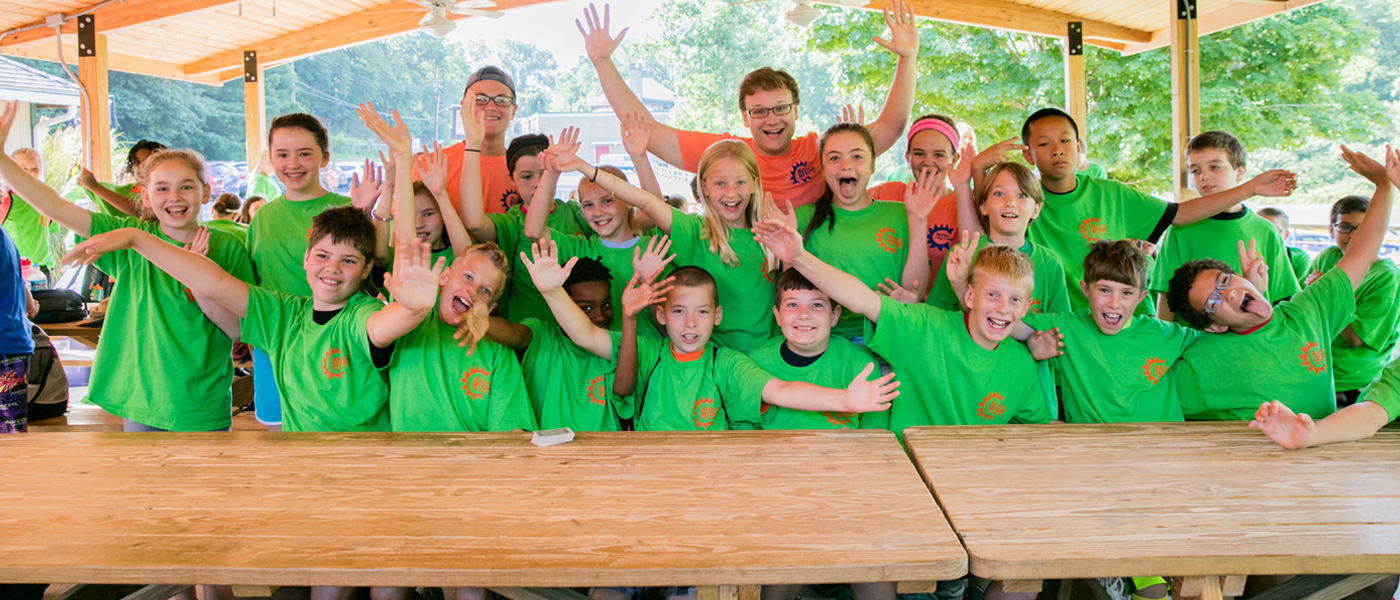 Kids Camp - Day Camp in Delaware & Chester County