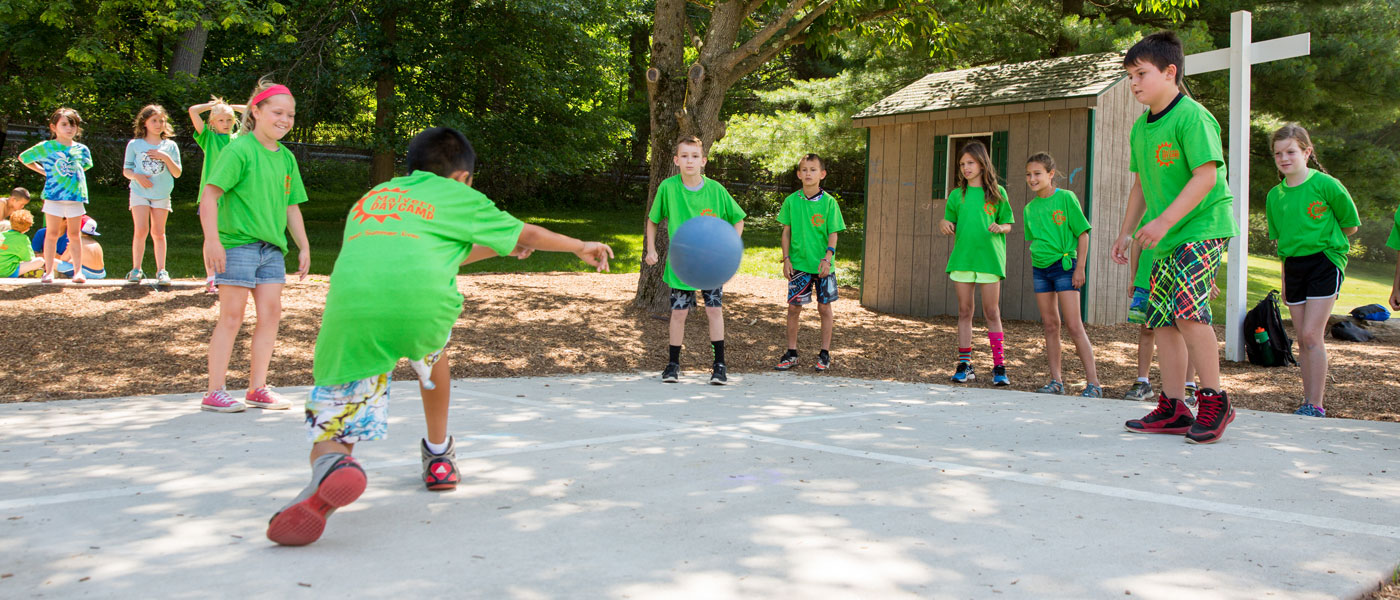 Summer Camp Activities at Day Camp in Glen Mills PA