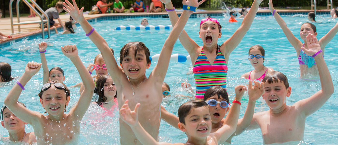 Summer Camp with Swimming in PA