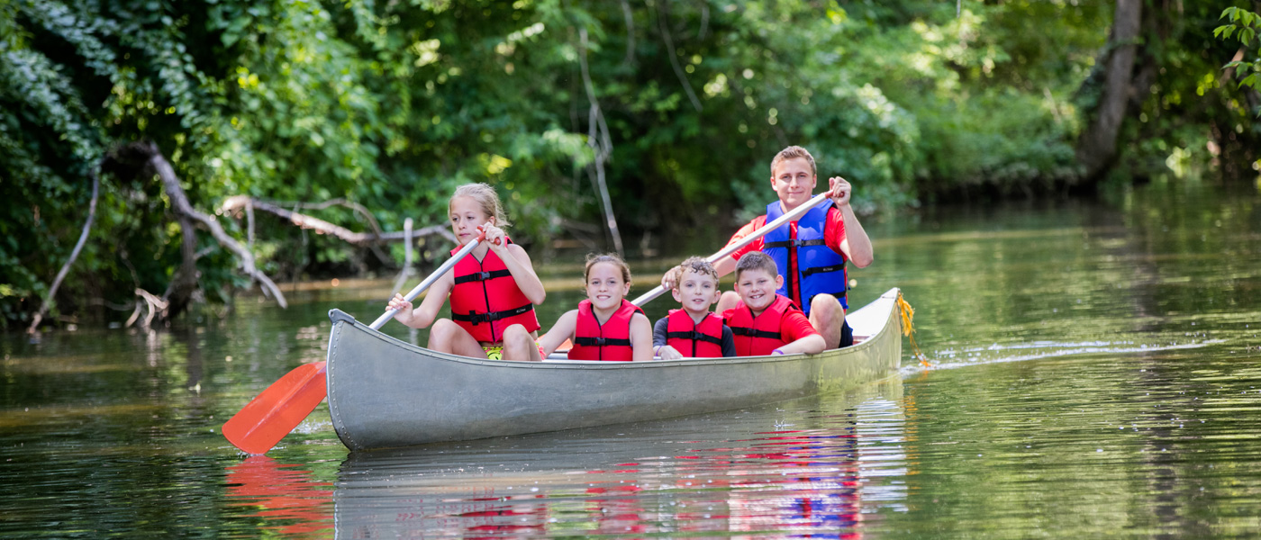 Nature Camp - Summer Day Camp in Delaware County