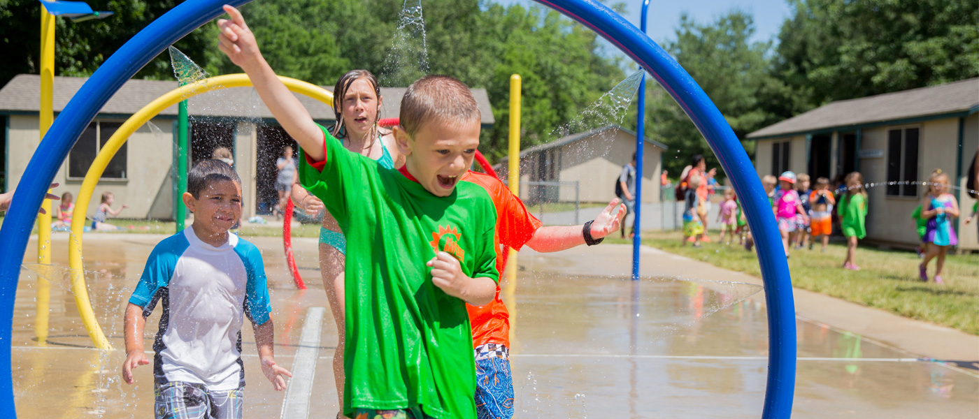 Pennsylvania Day Camp with Water Park