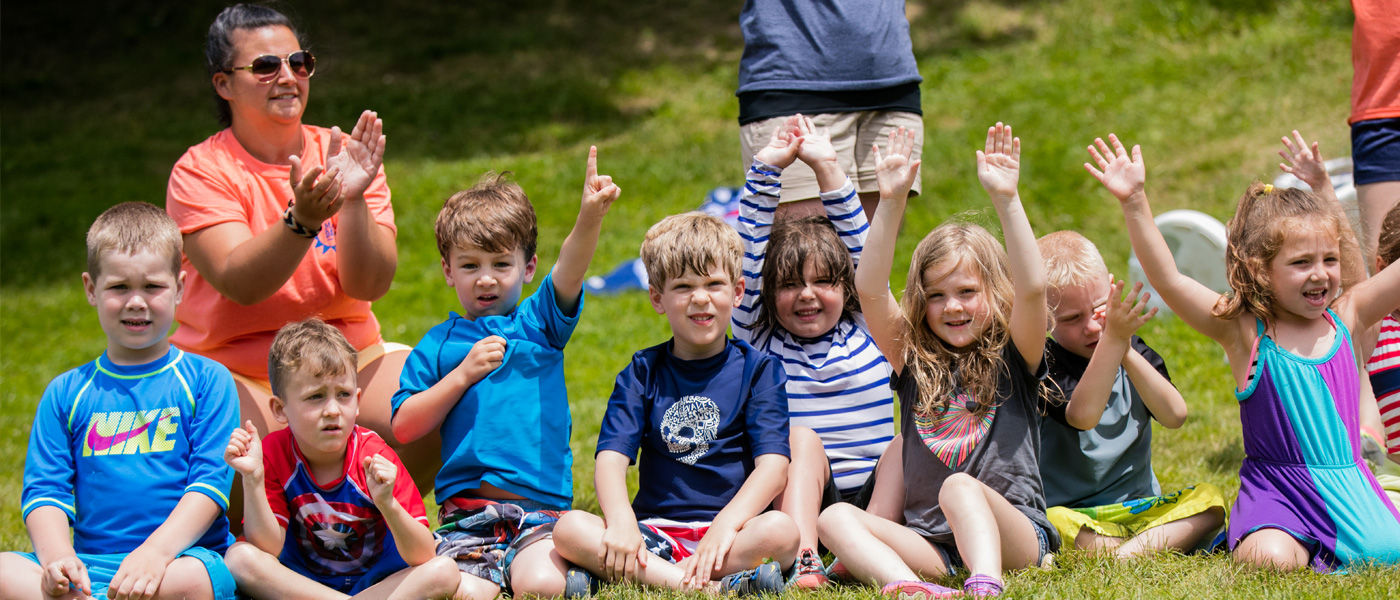 Summer Camps for 5 Year Olds - Day Camps for 6 Year Olds